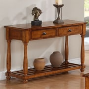 Loon Peak Lookout Console Table