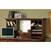 Alcott Hill Whitman 20'' H x 48'' W Desk Hutch; Cherry