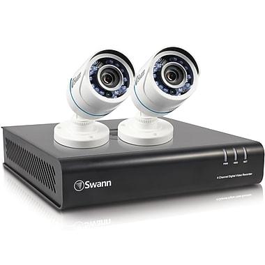 Swann – Système de surveillance DVR à 4 canaux 1080p 500 Go, 2 caméras HD PRO-T855 (SWDVK-445002)