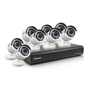 Swann 8-Channel 1080p 2 TB DVR Security System, 8 PRO-T855 HD Cameras (SWDVK-845008)
