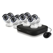 Swann 8-Channel 5.0 MP 2 TB DVR Security System, 8 PRO-T890 5.0 MP Bullet Cameras (SWDVK-8HD5MP8)