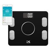 Kalorik – Pèse-personnes/analyseur de graisse corporelle électronique Bluetooth avec analyseur corporel