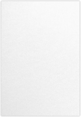 Lux Cardstock 13 x 19 inch Crystal Metallic 500/pack