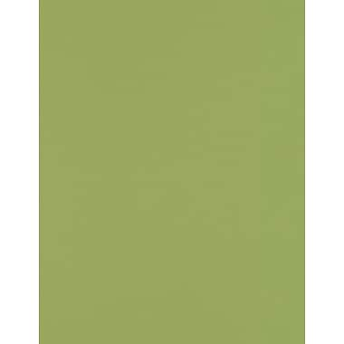 LUX Cardstock 8.5 x 11 inch, Avocado, 500/Pack (81211-C-102-500)
