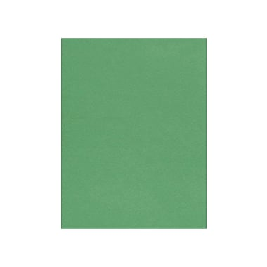 LUX Cardstock 8.5 x 11 inch, Holiday Green, 250/Pack (81211-C-L17-250)
