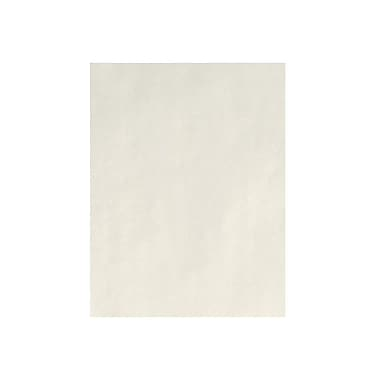 Lux Cardstock Paper Natural White 50/Pack