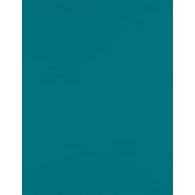 Lux Papers 8.5 x 11 inch Teal 50/Pack