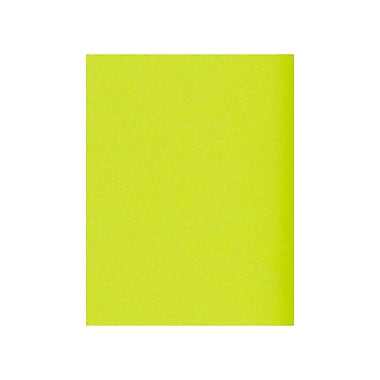 Lux Cardstock 8.5 x 11 inch, Wasabi 250/Pack