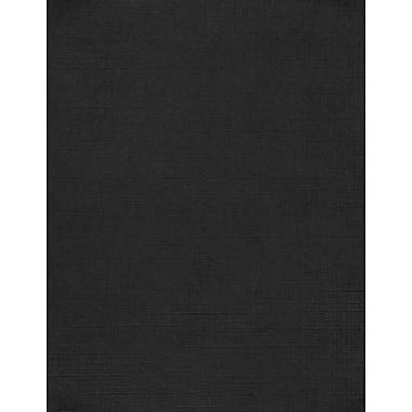 LUX ? Papier 8,5 x 11 po, 80 lb, lin noir, 500/paquet (81211-P-BLI-500)