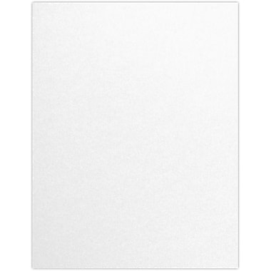 Lux Paper 8.5 x 11 inch, Crystal Metallic 250/Pack