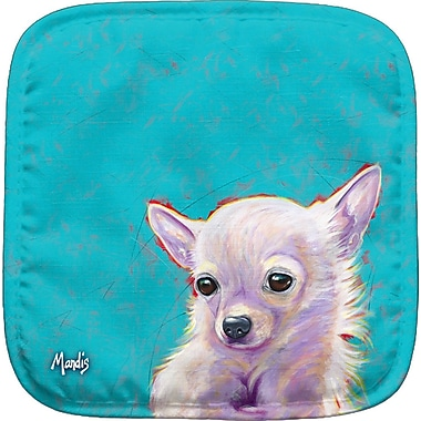 Live Free Chihuahua Potholder (Set of 2)