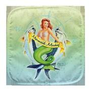 Live Free Mermaid Potholder (Set of 2)