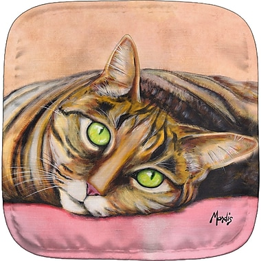 Live Free Cody Cat Potholder (Set of 2)