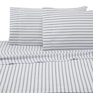 IZOD Ropes Sheet Set; Queen
