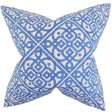 Darby Home Co Millbrook Geometric Floor Pillow