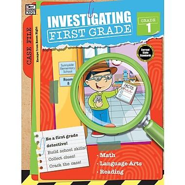 Carson-Dellosa Publishing Investigating First Grade [eBook]
