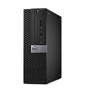 Dell™ OptiPlex XNDVW 7050 SFF Intel Core i7-7700 256GB SSD 16GB RAM WIN 10 Pro Desktop PC
