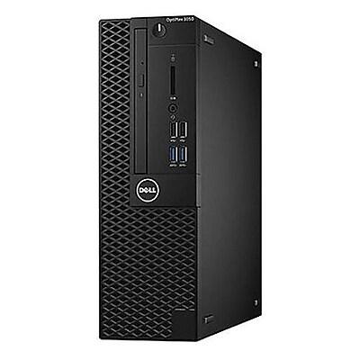 Dell™ OptiPlex 0F42P 3050 Intel Core i3-7100T 500GB HDD 4GB RAM WIN 10 Pro SFF Desktop PC