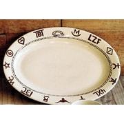 Loon Peak Elettra Oval Platter