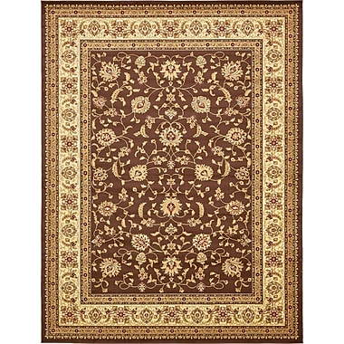 Darby Home Co Argo Brown Area Rug; 8' x 10'