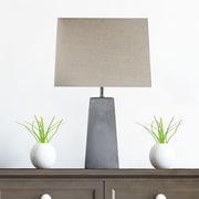 Williston Forge Lera Concrete 23'' Table Lamp