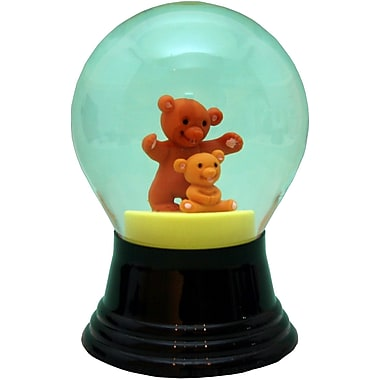 Zoomie Kids Teddy Bears Water Globe