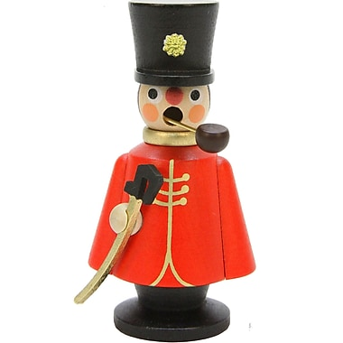 The Holiday Aisle Christian Ulbricht Wood Soldier Incense Burner