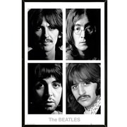 East Urban Home 'The Beatles - White Album' Graphic Art Print Poster