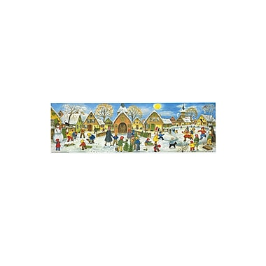 The Holiday Aisle Sellmer Town Panorama Advent Calendar