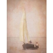 Breakwater Bay 'Sailing in Venice' Graphic Art Print on Canvas