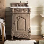 Astoria Grand Paddington 24'' Single Empire Gray Bathroom Vanity Set