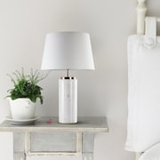 Ivy Bronx Ultimate Marble 24'' Table Lamp