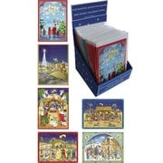 The Holiday Aisle Sellmer 36 Piece Christmas Advent Calendar Set