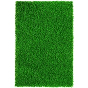Everlast Turf Diamond Light Spring Lawn Grass Turf Doormat; 3' x 5'