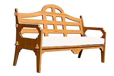 Loon Peak Burliegh Solid Sofa; White