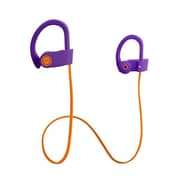 I JOY WATERPROOF  BLUETOOTH HEADPHONE PURPLE