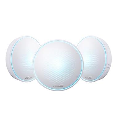 ASUS – Système Wi-Fi tri-bande Lyra pour réseau maillé dans toute la maison, paq./3 (MAP-AC2200)