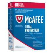 McAfee Total Protection 2017, 10 Devices