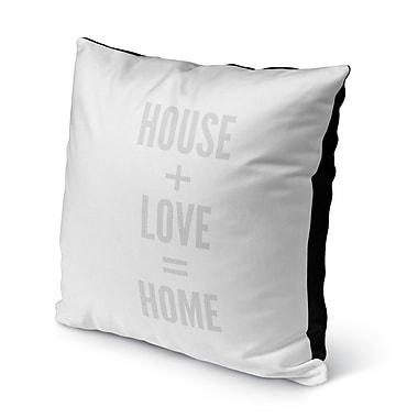 Ivy Bronx Durango Indoor/Outdoor Pillow; 16'' H x 16'' W x 8'' D