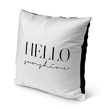Ivy Bronx Davey Indoor/Outdoor Throw Pillow; 26'' H x 26'' W x 8'' D
