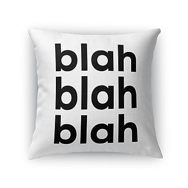 Ivy Bronx Modrest Indoor/Outdoor Throw Pillow; 16'' H x 16'' W x 8'' D