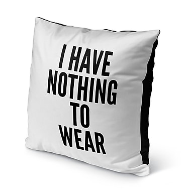Willa Arlo Interiors Francoise Nothing Indoor/Outdoor Throw Pillow; 26'' H x 26'' W x 8'' D