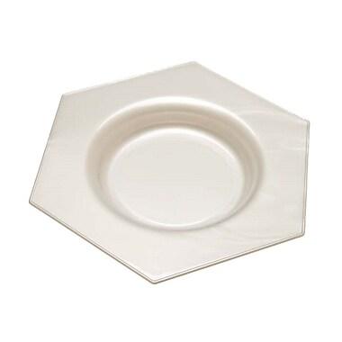 Starplast Flocon Mini Plastic Appetizer Dish (Set of 500); White