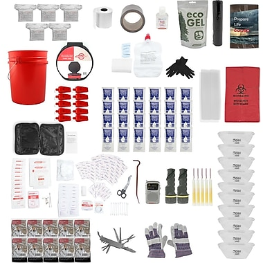 Emergency Zone 10 Person Workplace Emergency Kit