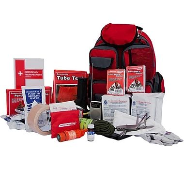 Emergency Zone 2 Person 72 Hour Earthquake Kit