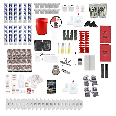 Emergency Zone 20 Person Workplace Emergency Kit