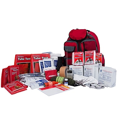 Emergency Zone 4 Person 72 Hour Earthquake Kit