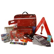 Auto Emergency Safety Kit for the Car, Truck, and Other Vehicles