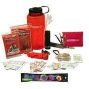 Emergency Zone – Gourde contenant des accessoires de premiers soins, paquet de 6