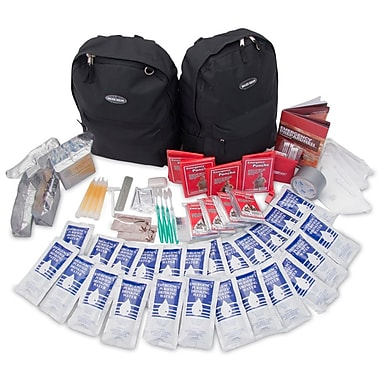Emergency Zone 3-4 Person Quick Start Emergency Survival Kit